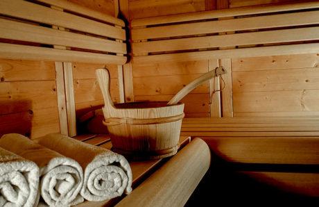 Wellness Sauna Sporthotel Europa